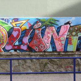 Mural Quinta Porrua