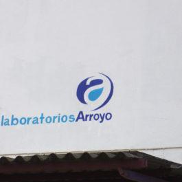 Laboratorios Arroyo, detalle